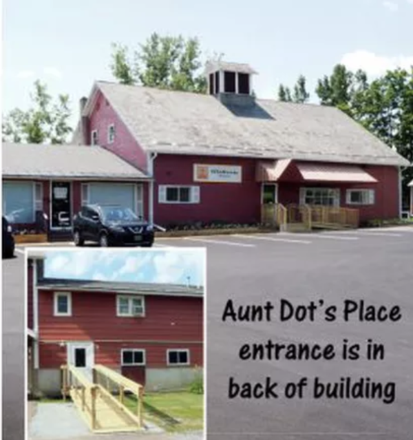 Aunt Dots Location